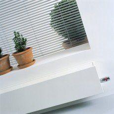 Radiateur chauffage central basse température Mini15 blanc, l.180 cm, 1525 W