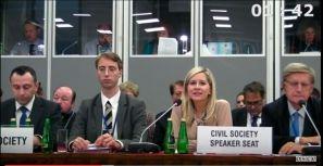 NOTIZIEBAHAI.IT     La riunione sull'attuazione della dimensione umana dell'Organizzazione per la sicurezza e la cooperazione in Europa (O...