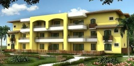 Apartamento Praia Do Forte - Apartamentos no renomado complexo hoteleiro Iberostar. Apartamentos com 1, 2, 3 e 4 quartos; Área privativa varia de 76m² a 204m²; Infra-estrutura completa...