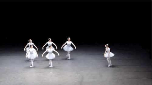 The performance starts off like a typical ballet. Six beautiful women, wearing tutus and ballet slippers, enter the stage. | Stop Everything And Watch This Hilarious Ballet Performance