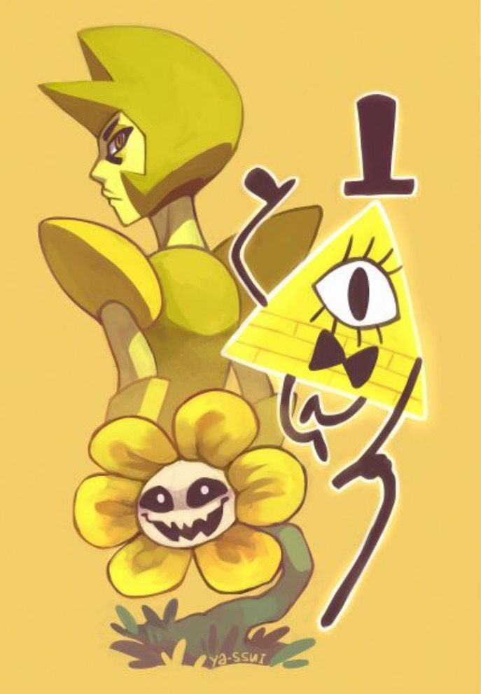 Yellow is the color of evil