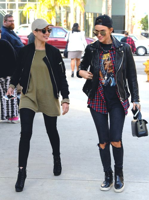 Halsey & Ruby Rose