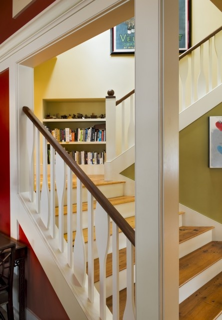 built-ins + non-standard staircase = ♥