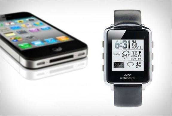 Meta Watch | Bluetooth SmartWatch