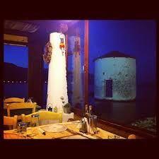 milos restaurant in leros  (gnamm)