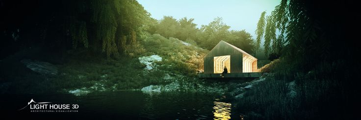 CGarchitect - Professional 3D Architectural Visualization User Community | Boathouse / TYIN tegnestue