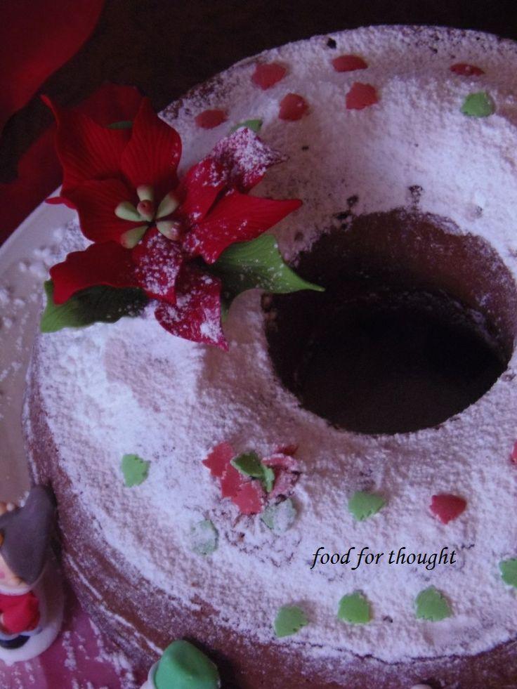 Βασιλόπιτα κέικ http://laxtaristessyntages.blogspot.gr/2013/12/vasilopita-cake.html