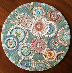 Colour Grout for Mosaic Projects