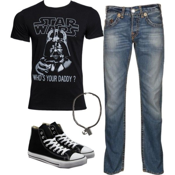 Vader for Hubby by mistilynn on Polyvore