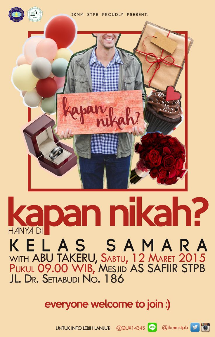 Poster design class 12 - Samara Is A Class For Us To Learn More About Marriage Life In Islam Way