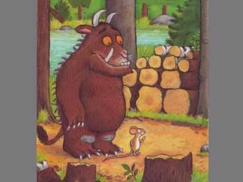 The Gruffalo - Digitaal prentenboek