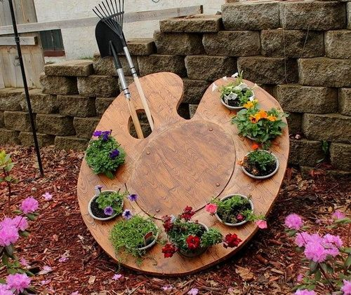 87 best images about gardening for the soul on pinterest for Garden outlay ideas