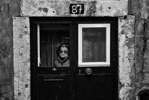 Alone at home by Fernando Alves