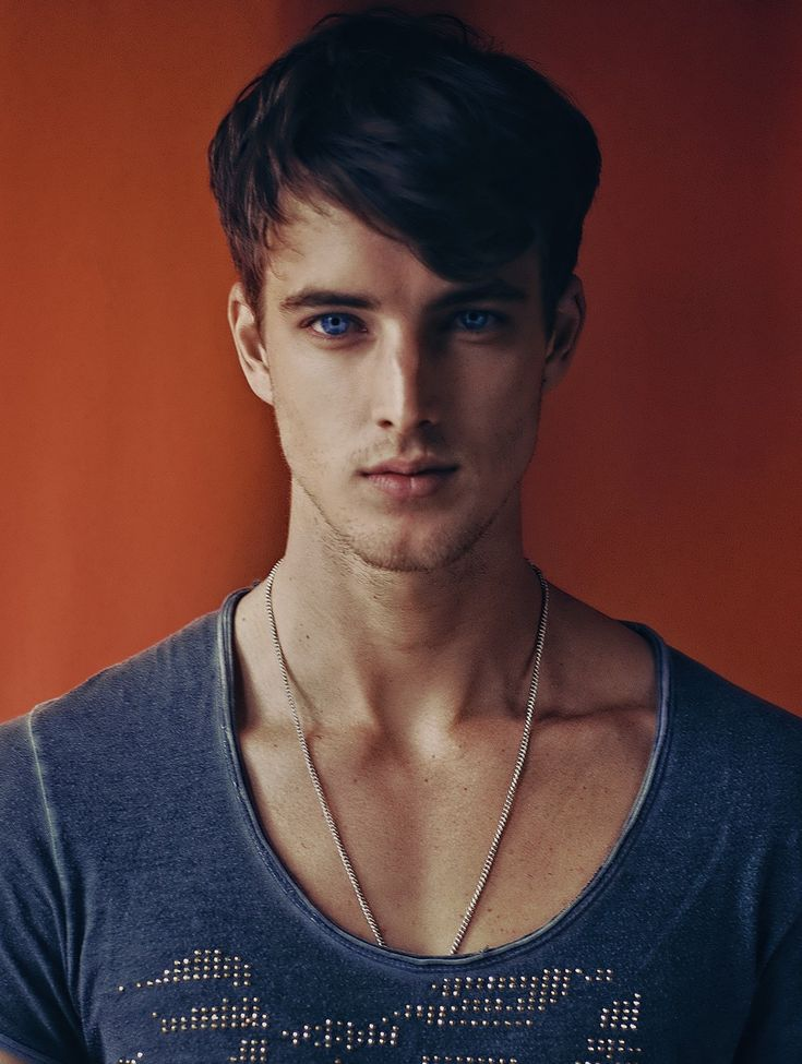 James Smith - Model. Too pretty for words this one is ...