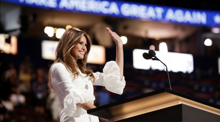 Melania Trump's plagiarized Republican convention speech would get an F in my class - Vox
