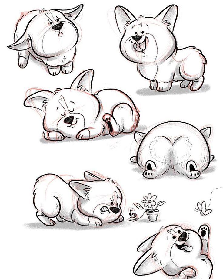 макияж милые картинки животных поэтапно картинка