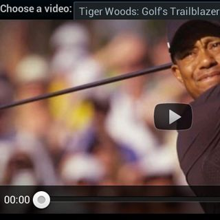 See everything about Tiger Woods in just one place. This app includes YouTube Videos, Twitter, News, and Wikipedia.<p>This app is completely dynamic, so it displays the latest information every time you view it.<p>Why navigate to four different websites, when you can easily view everything you want to see in this one app.