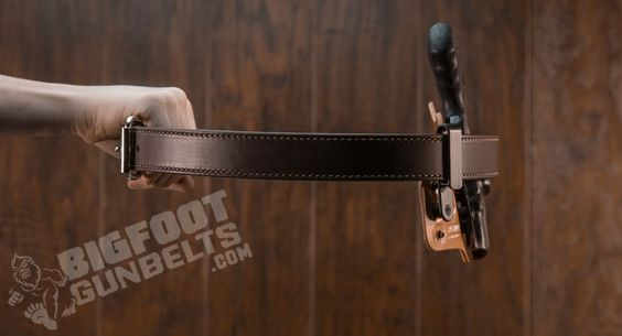 Choosing a concealed carry belt isn't as easy as just grabbing one off the shelf. Read on at http://gunbelts.com/blog/pick-a-concealed-carry-belt/
