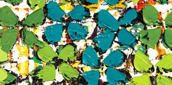 Lush New Works By Kirk Mechar