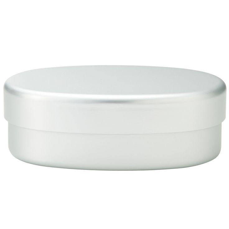 アルミ弁当箱・小 約280ml/約9.5×14×高さ5cm | 無印良品ネットストア