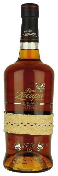 Solera Reserva è #distillato dal puro succo di canna da zucchero, invecchiato con il Sistema Solera in botti di rovere che hanno precedentemente ospitato Bourbon #whisky, Sherry e vini Pedro Ximenez, #Zacapa 15 è ottenuto da una combinazione di rum invecchiati fino a 15 anni.  https://www.ilchiccoduva.eu/ron-zacapa-15-solera-riserva