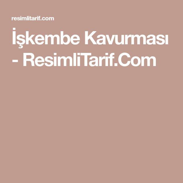 İşkembe Kavurması - ResimliTarif.Com