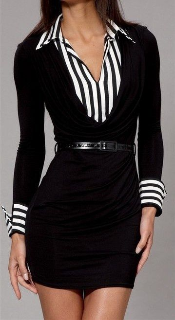 Fashion From pinterest.com Black Skirts #outfitideas #alex2578923  #topmode www.2dayslook.com