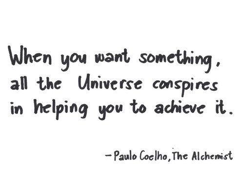 Alchemist Quotes. QuotesGram by @quotesgram