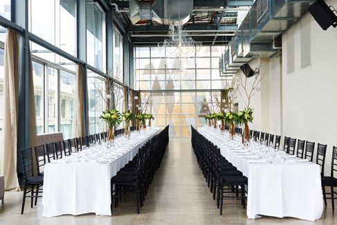Alto Event Space, GPO, Melbourne CBD #altoweddings