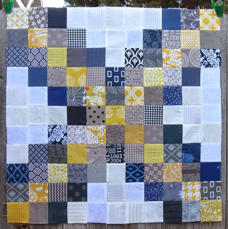 Irish Chain Quilt Blocks Are So Popular But This One Is Unique Because It A Triple Block Pattern