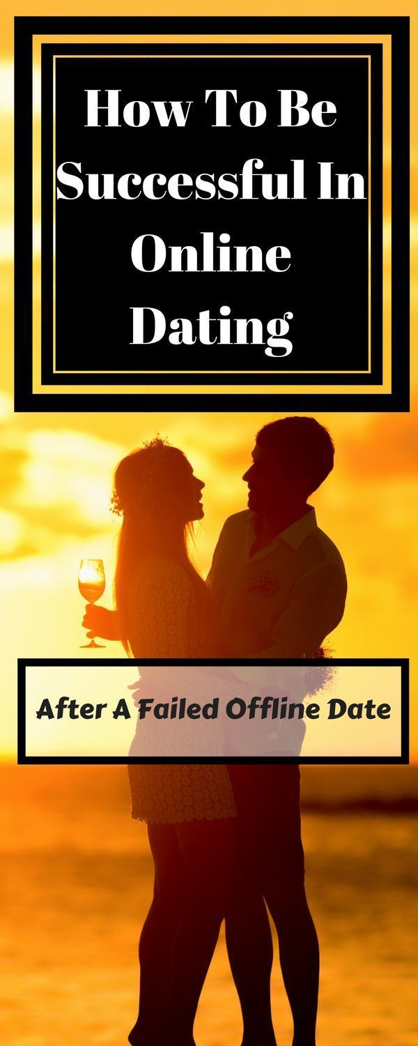 How to make online dating successful