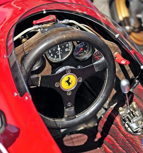 F1 1969 . Ferrari 312 , Pedro Rodriguez.