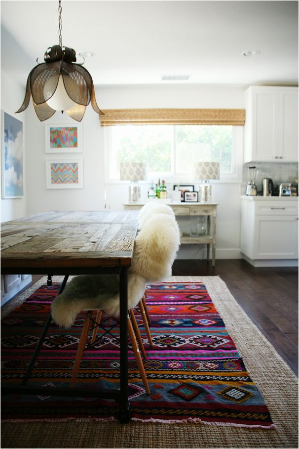 .Dining Rooms, Decor, Kitchens, Spaces, Amber Interiors, Lights Fixtures, Light Fixtures, Chairs, Layered Rugs