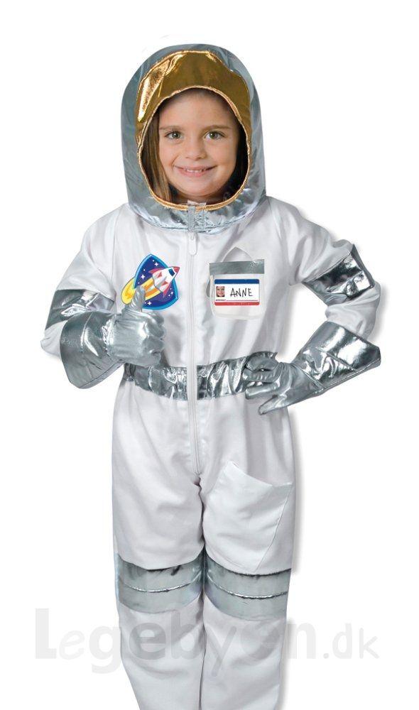 Køb Udklædning - Astronaut - 4 dele. online - Udklædning og Rolleleg