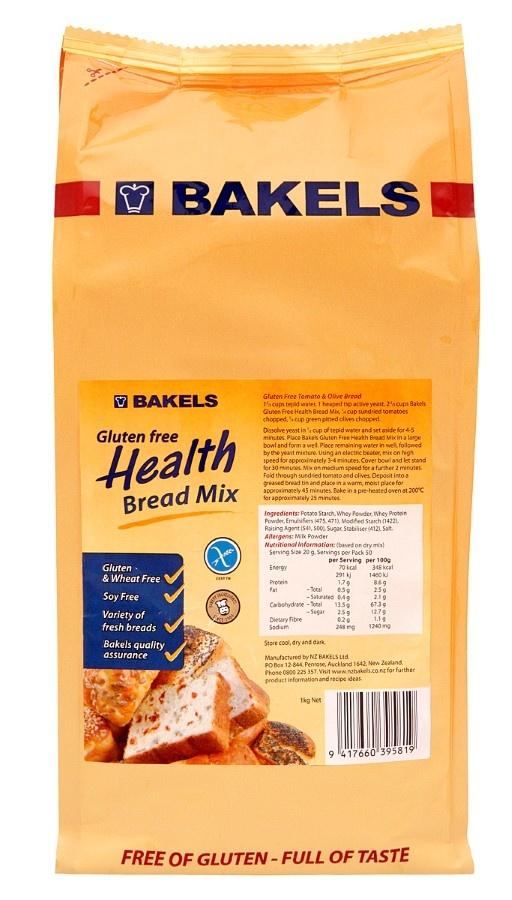 Bakels Gluten Free Bread mix. http://www.bakelsretail.co.nz/shop/Gluten-Free-Range
