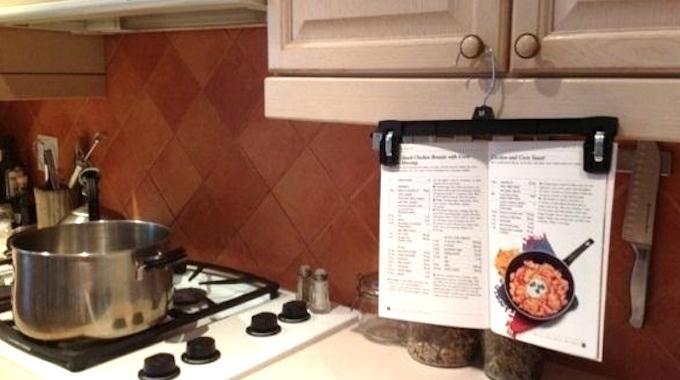 Un Truc Malin Pour Suivre une Recette de Cuisine Facile