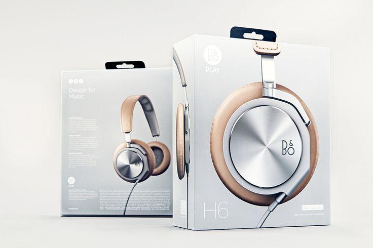 B&O Play Headphones. Always elegant. #packaging #design (View more at www.aldenchong.com)