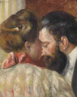 PIERRE-AUGUSTE RENOIR (1841-1919) CONFIDENCE   ENLARGE & ZOOM  print email Price Realized   $3,595,750 (Set Currency)
