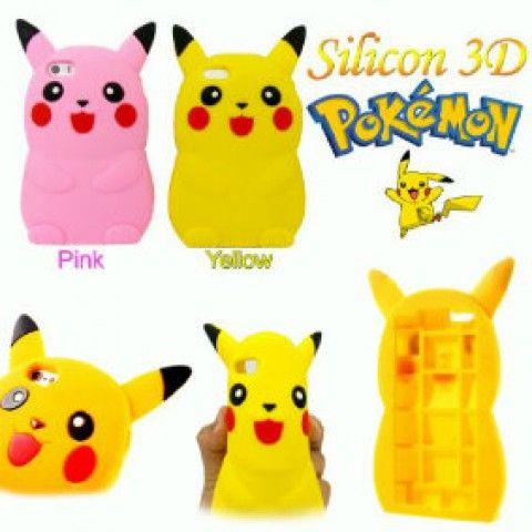 Silikon 3D Diamond Pokemon