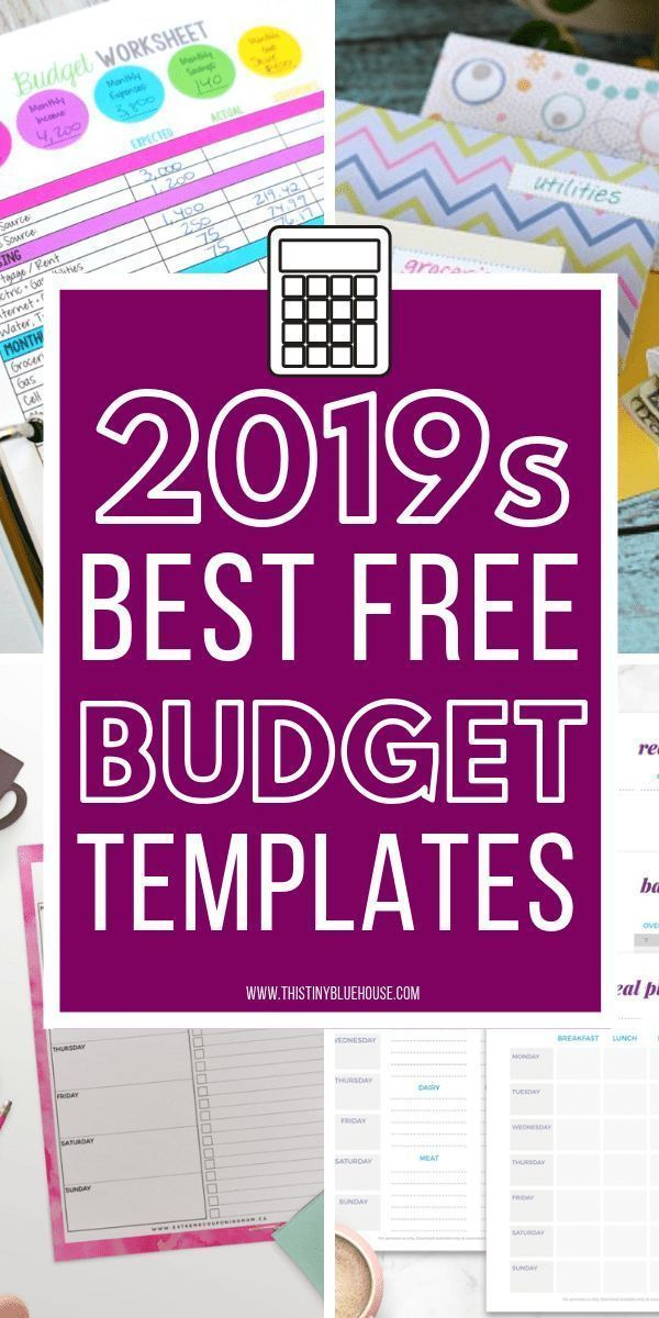20 Free Budget Printables You Need To Use In 2019 2019 Savings