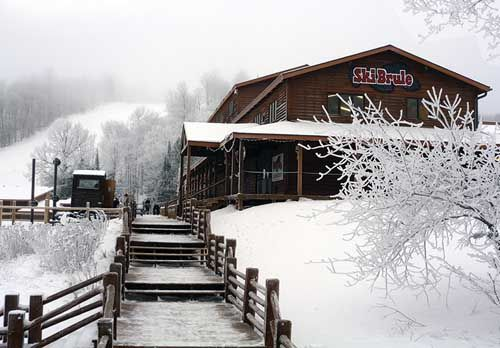 Ski Brule, the best Michigan skiing, always provides the best snow conditions and longest snow season.