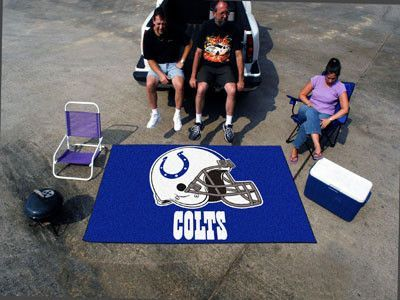 Start showing off your team pride with an Ulti-Mat from Sports Licensing Solutions. Made in the U.S.A. with 100% nylon carpet in true colors and non-skid recycled vinyl backing. Serged borders add dur