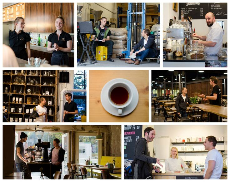 Find the best cafés and roasters in Hamburg.