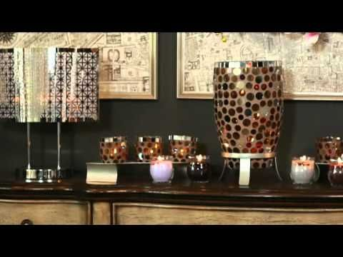 #decorating ideas with #PartyLite #candles and accesories    http://www.partylite.biz/sites/debbiehamilton