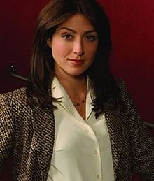 ncis | Sasha Alexander as Kate Todd in a promotional photo for NCIS Season 1.