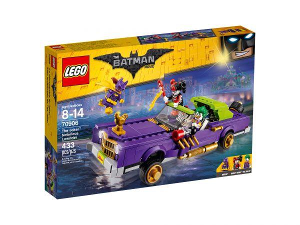 Coche Joker- Lego - Lego - Sets de Construcción - Sets de Construcción JulioCepeda.com
