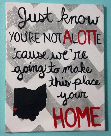 Alpha Omicron Pi, know you're not alone 'cause we're going to make this place your home. Miami University