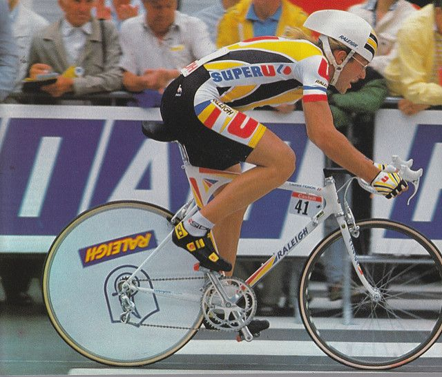 Laurent Fignon, Giro De Italia 1989 | Tubes: Reynolds 753 | Anders | Flickr