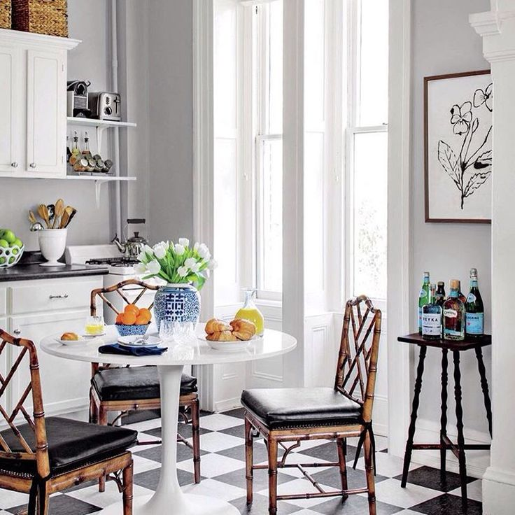 Small Kitchen Space #shannoncraindesign