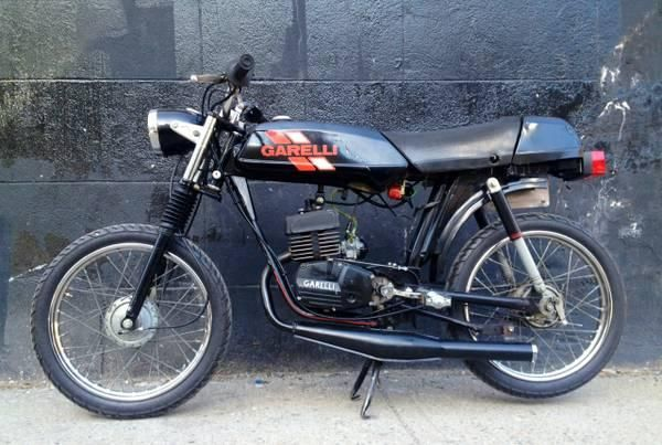 Garelli moped for sale - Yakaz Motorcycles